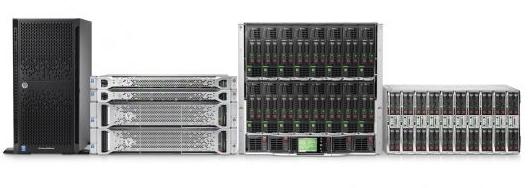 HP ProLiant Gen9 Server