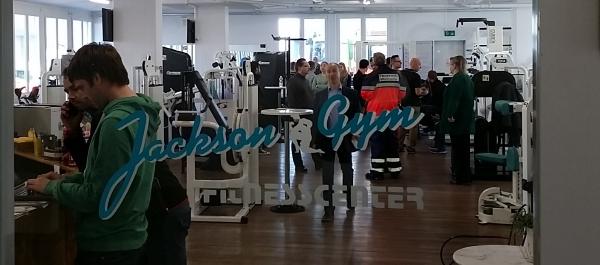 Warteraum Fitness Center