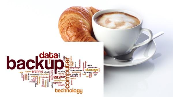 Baggenstos Breakfast Briefing: Storage Trends im KMU