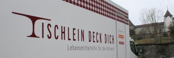 Tischlein deck dich rettet Lebensmittel vor der Vernichtung und verteilt sie armutsbetroffenen Menschen in der ganzen Schweiz.