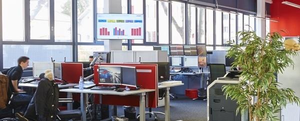 Baggenstos Operations Center