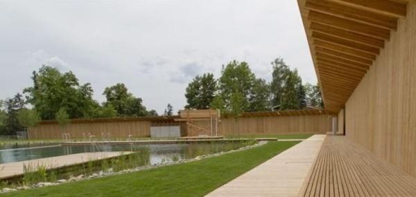 Naturbad in Riehen: Herzog de Meuron Architektur und Rapp Generalplaner