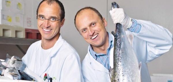 Paolo und Giulio Bianchi leiten den Betrieb in 4. Generation