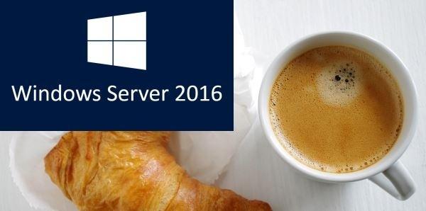 Breakfast Briefing Server 2016 - Baggenstos