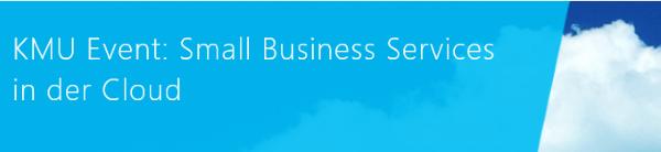 Small Business Server - jetzt mit Cloudlösung ersetzen