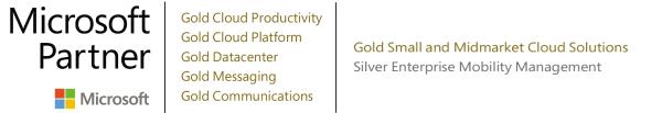 microsoft kompetenzen cloud gold