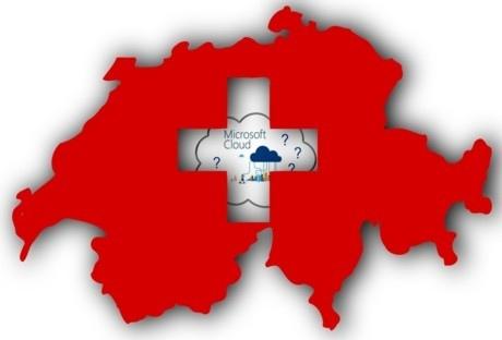 microsoft cloud schweiz
