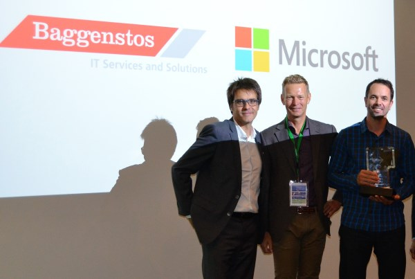 Microsoft Partner of the Year - Optimize Operations