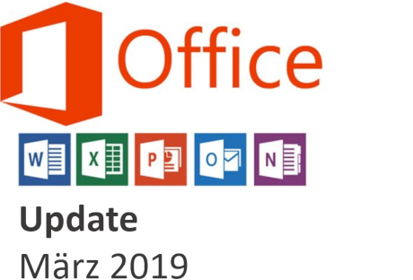 office 365 update maerz 2019