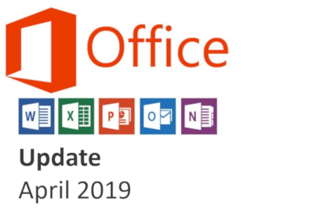 office 365 update april 2019