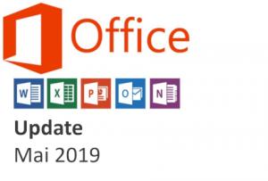 Office 365 Update Mai 2019
