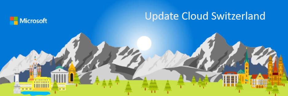 update microsoft cloud switzerland