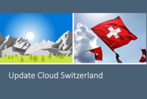 update microsoft cloud switzerland