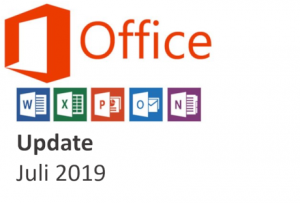 office 365 update juli 2019