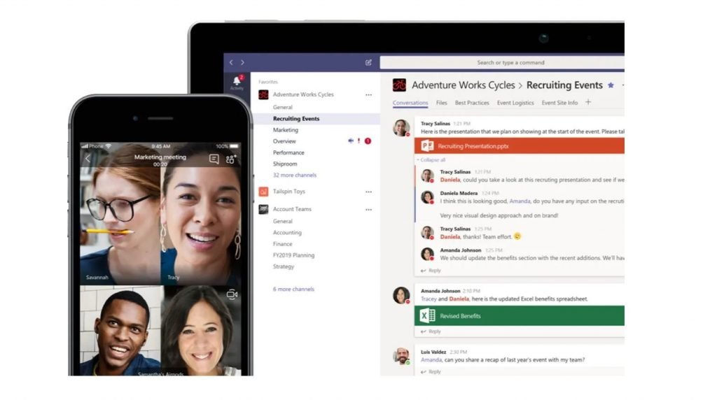 skype for business online und microsoft teams