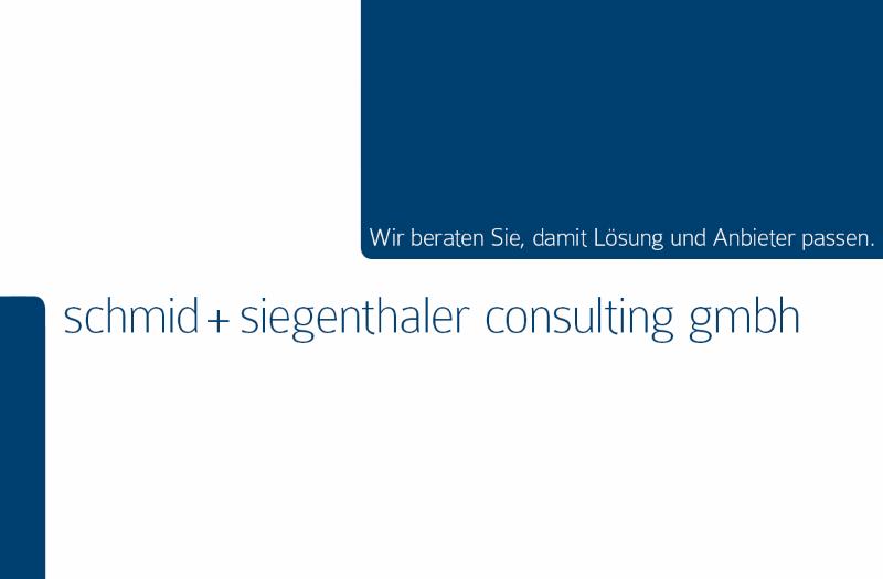 Schmid + Siegenthaler GmbH