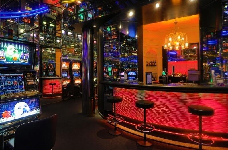 Willkommen im Casino Davos