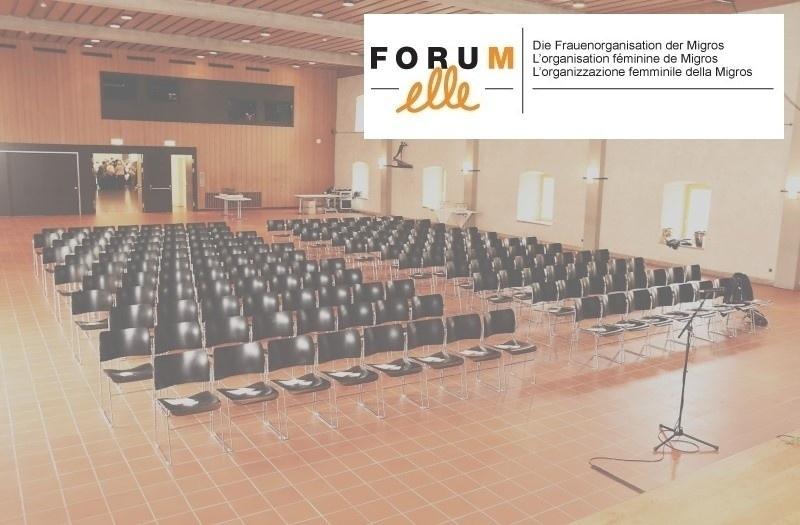 Forum Elle - Die Frauenorganisation der Migros