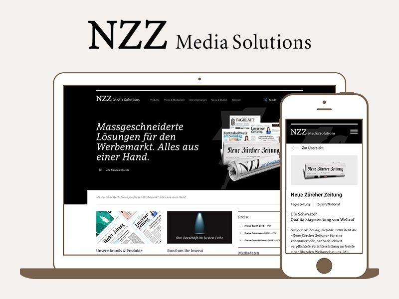 NZZ Media Solutions