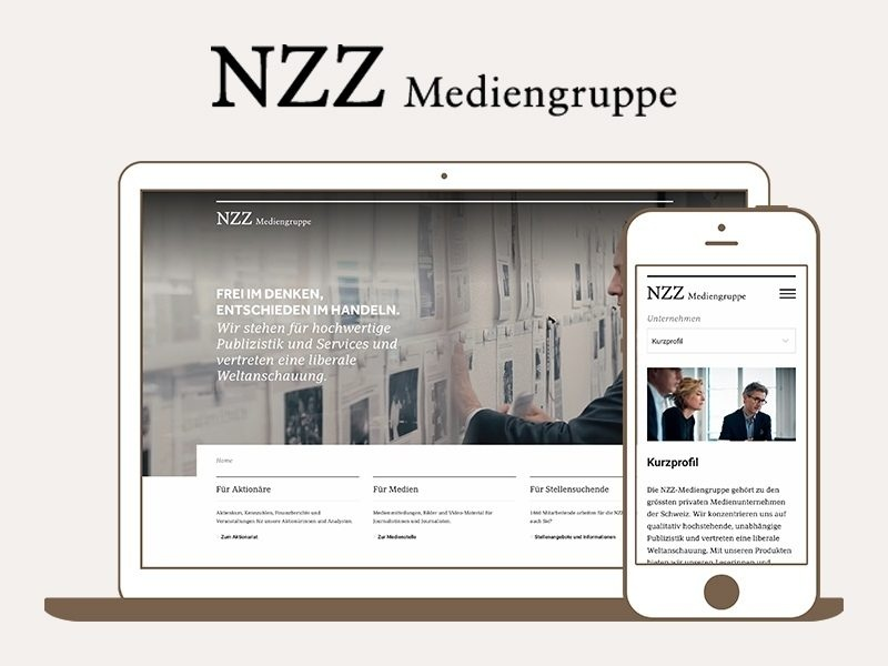 NZZ Mediengruppe