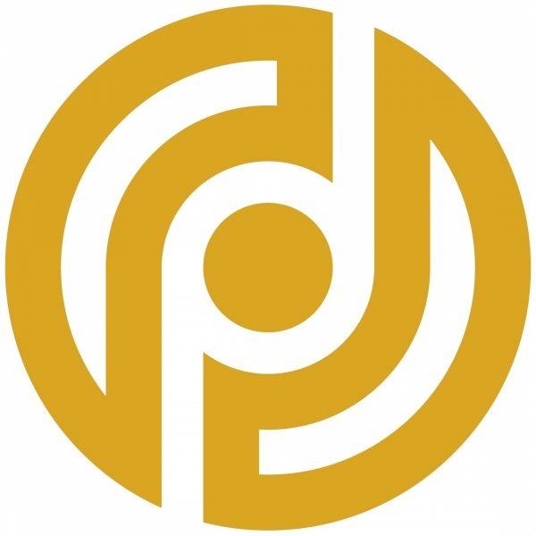 Logo: Datenschutzpartner (Gold)