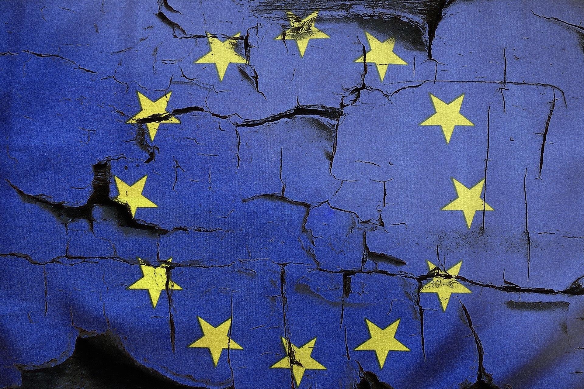 Bild: Flagge der Europäischen Union (EU)