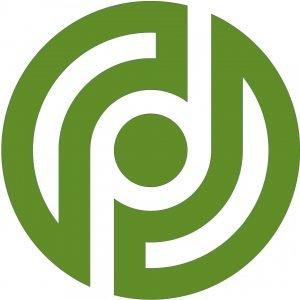 Logo: Datenschutzpartner (grün)