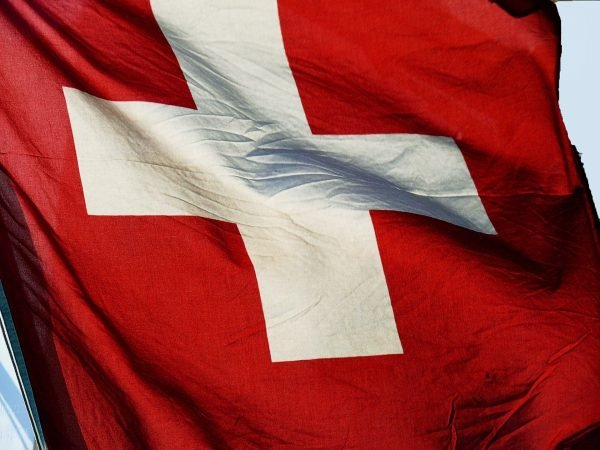 Foto: Schweizer Fahne