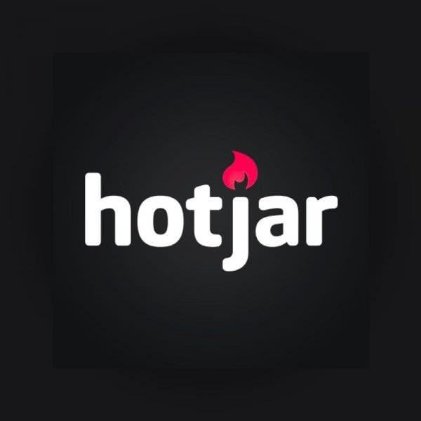 Logo: Hotjar