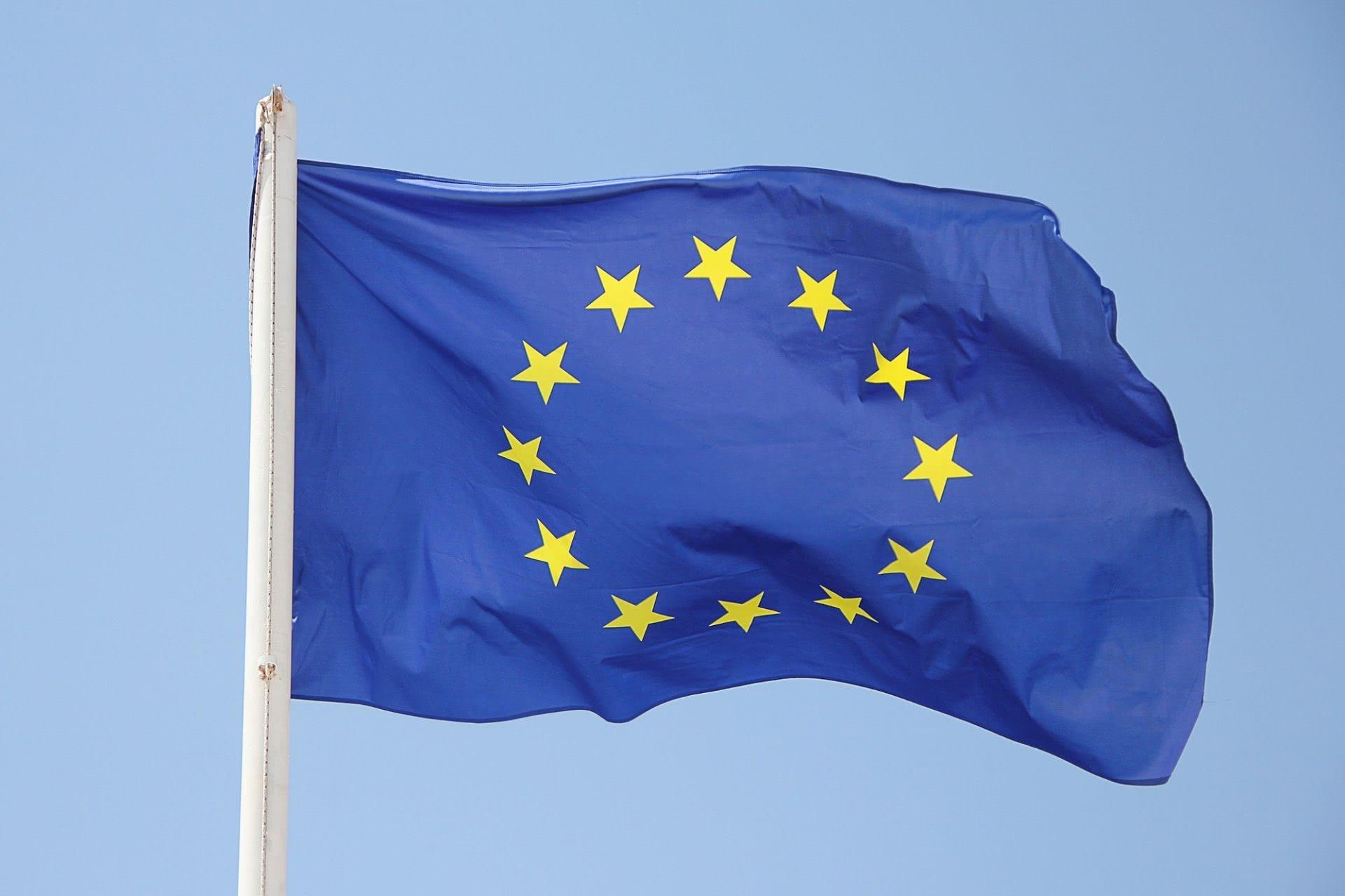 Foto: Flagge der Europäischen Union