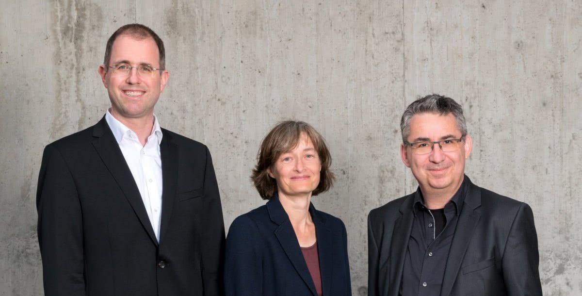 Foto: Datenschutzpartner-Team (Martin Steiger, Cornelia Diethelm, Andreas Von Gunten)