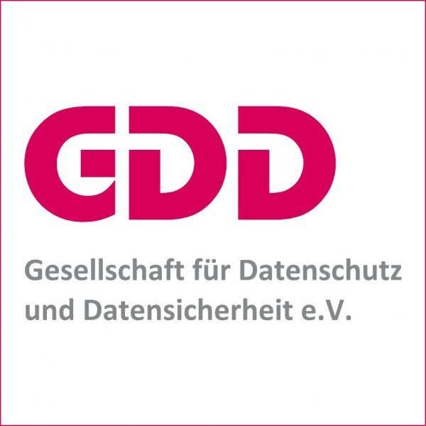 Logo: Gesellschaft für Datenschutz und Datensicherheit (GDD)