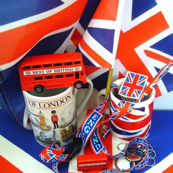 Foto: Souvenirs aus Grossbritannien