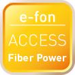 e-fon Fiber Power