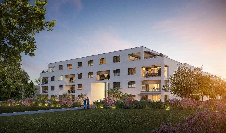 Zentrum Münsingen Frutiger Immobilien