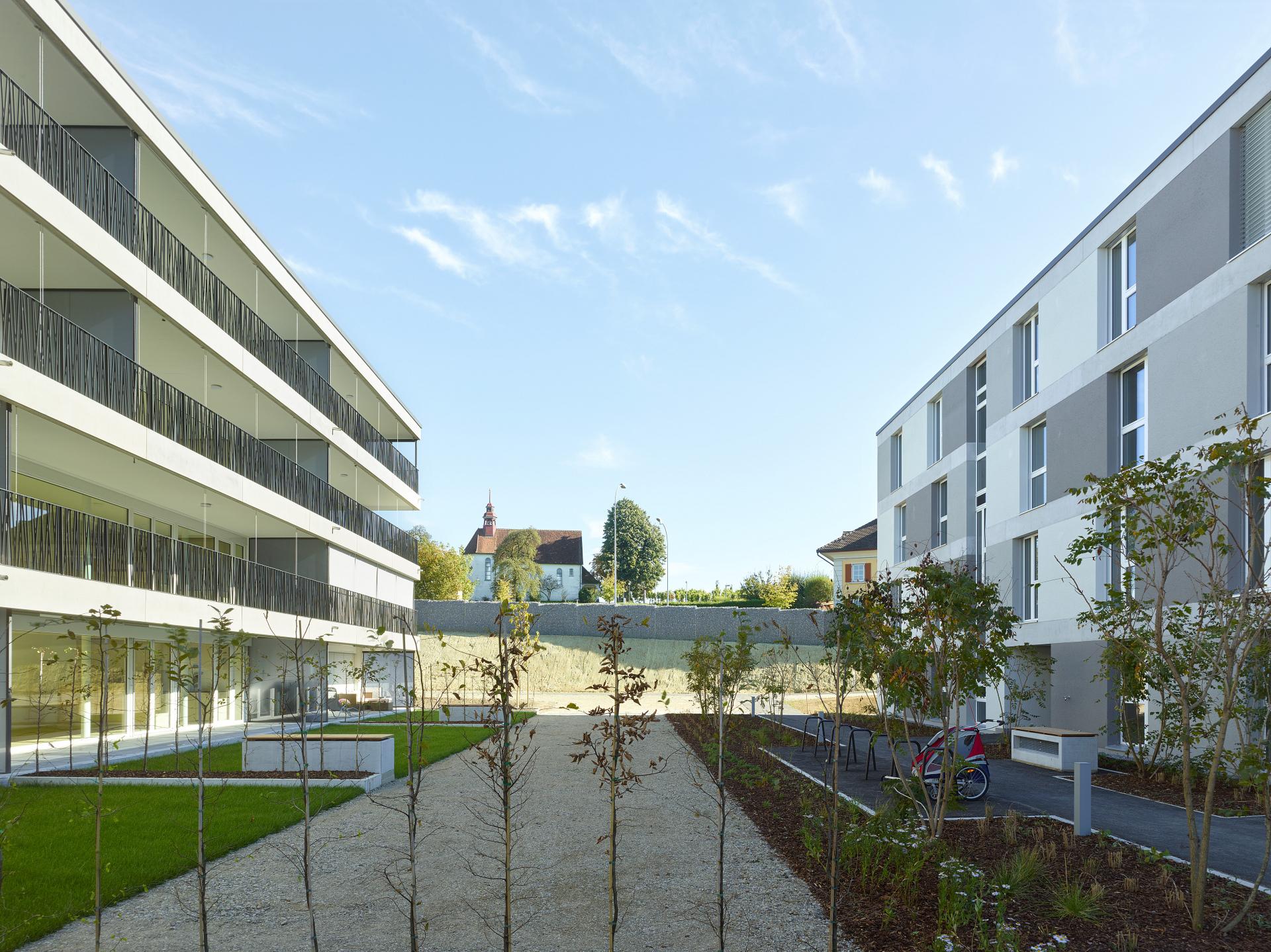 Eigentumswohnungen Sursee, Hofstetterfeld 9