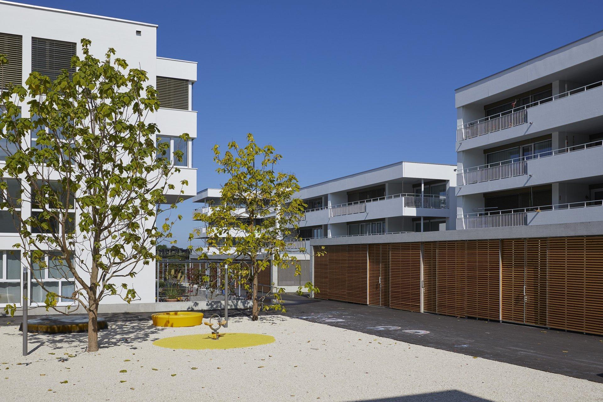 Sursee, Eigentumswohnungen Hofstetterfeld