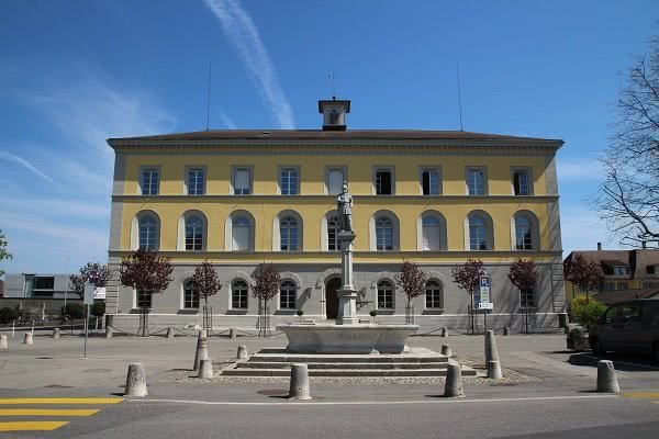 Kindergarten und Primarschule Murten