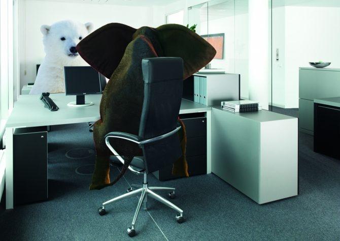 Raumklima und Raumtemperatur im Büro