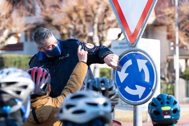 Verkehrsgarten - Verkehrsprävention