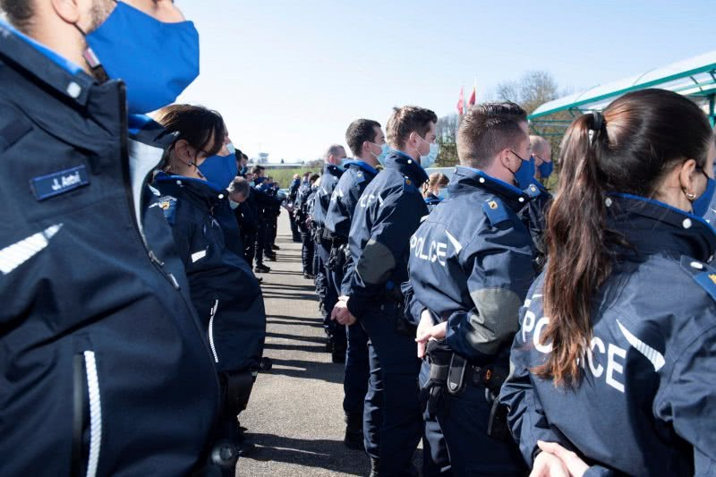 Polizeiausbildung