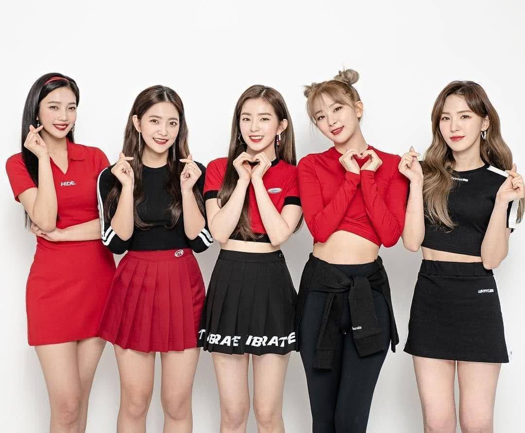 Red Velvet - kpop-track.com