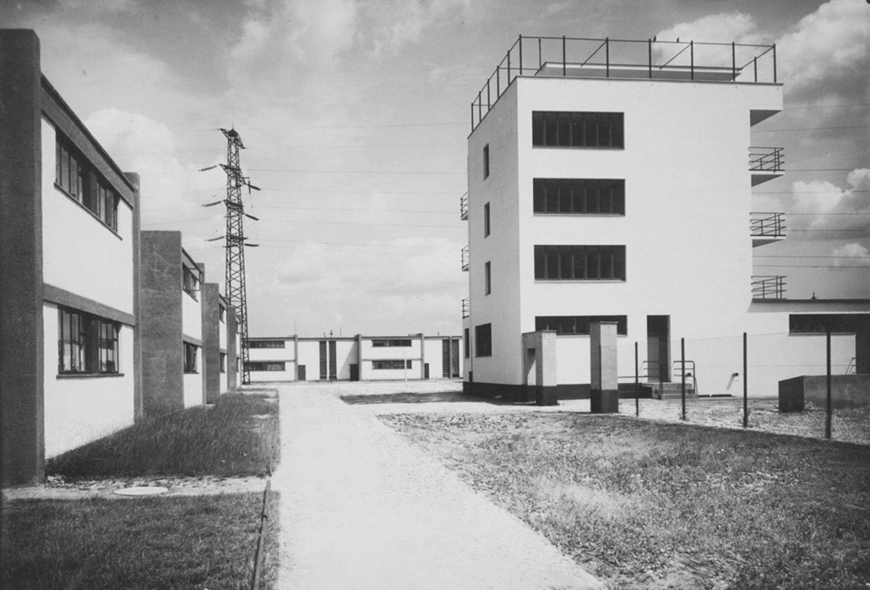 Siedlung Törten Konsumverein 1929