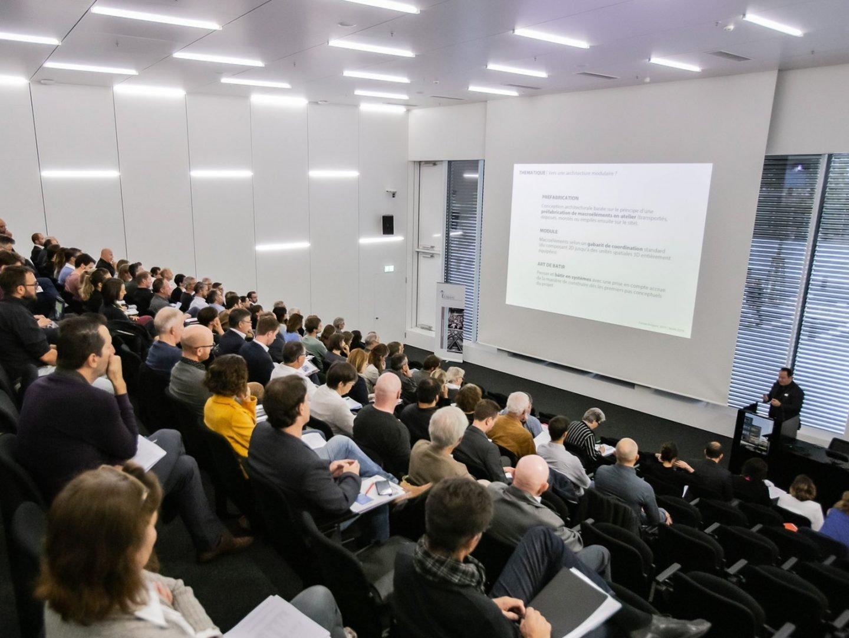Forum Ecoparc Auditorium