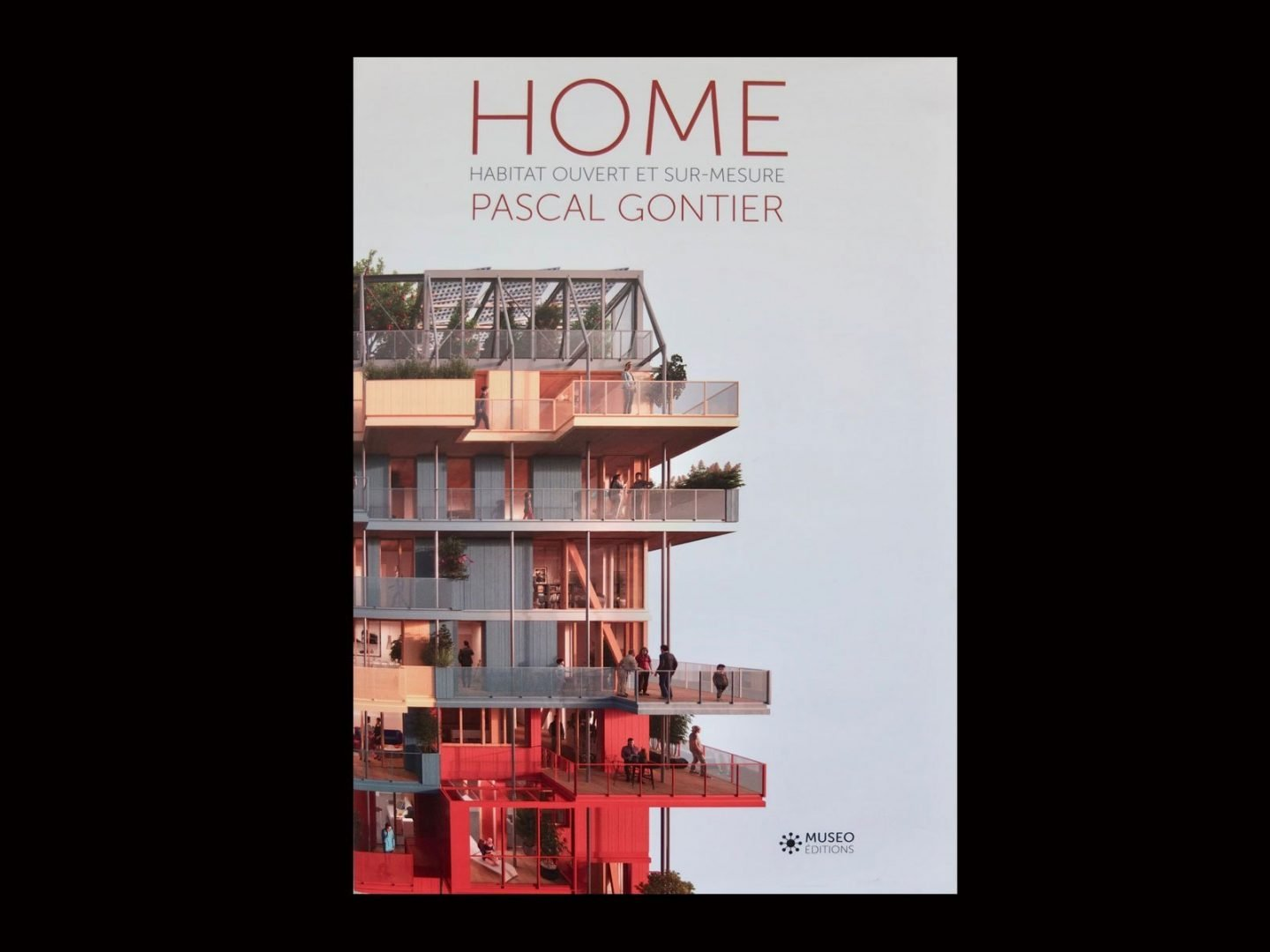 Cover Buch Home