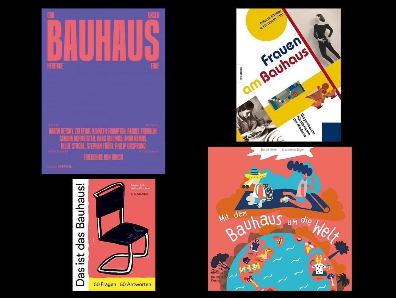 Bauhaus Literatur