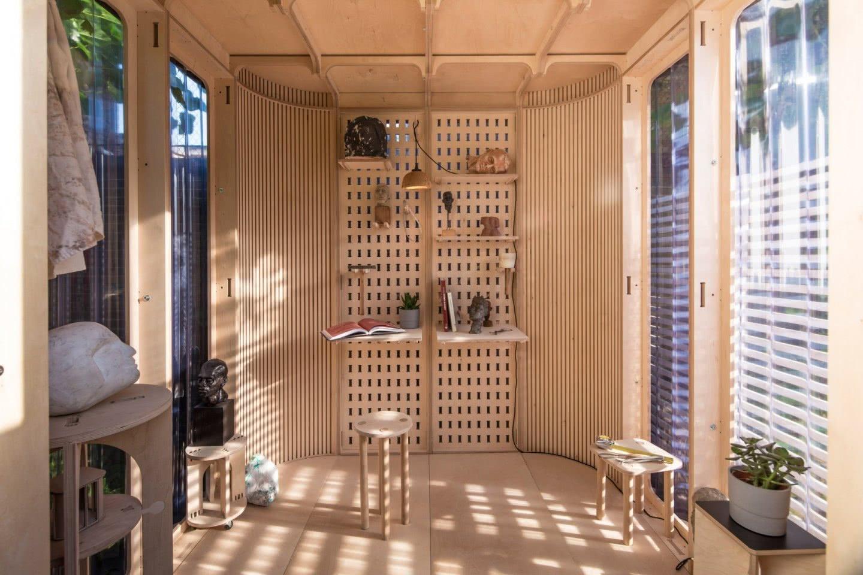 boano-prismontas Garten Haus Home Office Innen