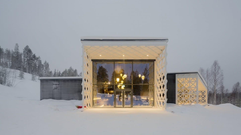 ARCTIC TREEHOUSE HOTEL_winter_Studio Puisto_photos Marc Goodwin (29)