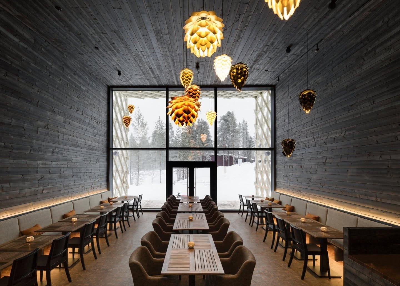 ARCTIC TREEHOUSE HOTEL_winter_Studio Puisto_photos Marc Goodwin (31)