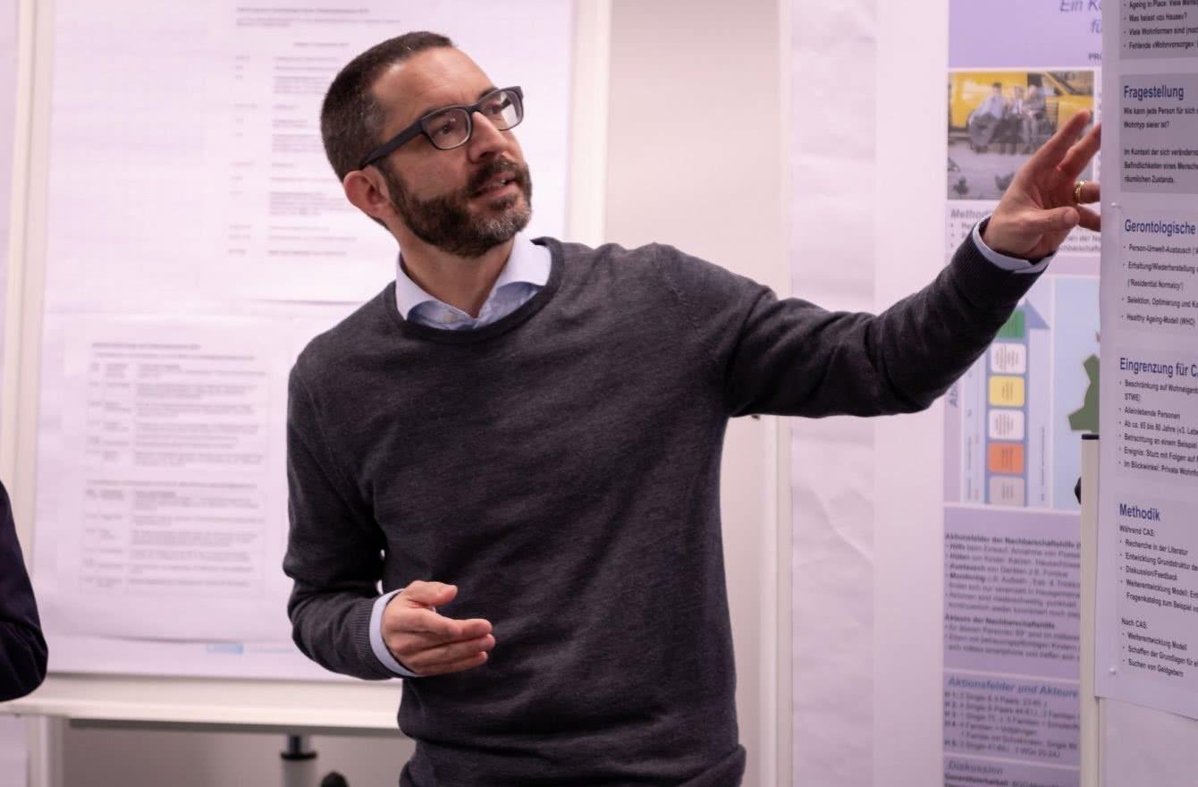 David Fässler, Initiant MONA-Tool, Wohnungsanpassungen